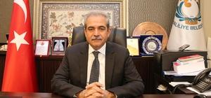 Haliliye Belediye Başkanı Fevzi Demirkol'dan Regaip Kandili mesajı