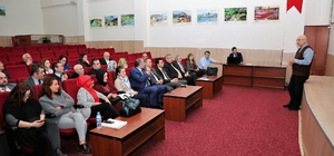 Başiskele'ye 'enteğre yönetim sistemleri' sertifikası verildi