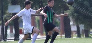 Akhisar Belediyespor Akademi Liginde 2'de 2 yaptı