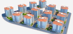 Başkan Tahmazoğlu, bin kişinin daha ev hayallerini gerçekleştiriyor