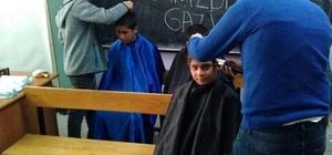 'Her Zaman Yanınızdayız' Projesi ekibi Gazi mahallesinde