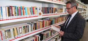 Beylikbağı Bilim Sanat'ta 4 bin kitap okuyucularını bekliyor