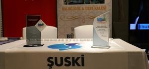 Şanlıurfa Büyükşehir Belediyesi ve ŞUSKİ'ye 2 ödül