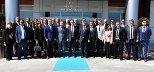 Amasya Üniversitesi Senatosu OMÜ'de