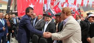 Ekonomi Bakanı Zeybekci Denizli'de: