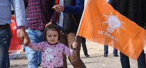 Mardin'deki toplu açılış töreni