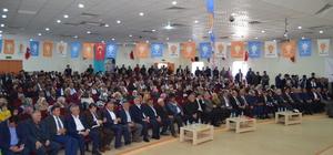 Adilcevaz'da referandum bilgilendirme toplantısı