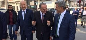 Yiğit Başkan Bakanla Bursa'da