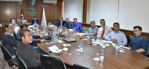 Aydın DSİ'de sulama projeleri değerlendirildi