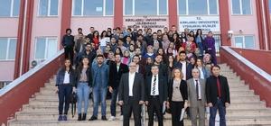 """Üniversite öğrencilerine """"İŞKUR Hizmetleri"""" semineri"""