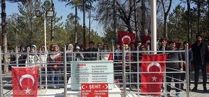 KMÜ öğrencilerinden Niğde'de anlamlı ziyaret