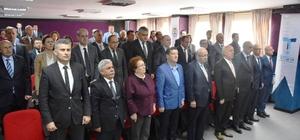 Başkan Albayrak Marmaraereğlisi'nde muhtarlarla buluştu