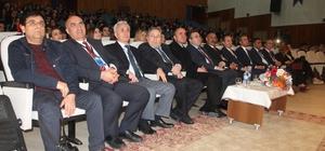 Elazığ'da uluslararası 'MUNEF 2017' Sempozyumu