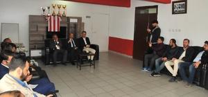 Başkan Akkaya Akşehirspor'a Sahip Çıktı