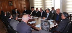 Sungurlu'da huzur toplantısı
