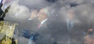 CHP Genel Başkanı Kılıçdaroğlu, Burdur'da: