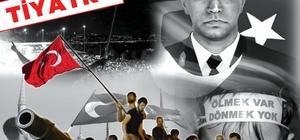 Demokrasi Destanı Bayburtlu tiyatroseverlerle buluşacak