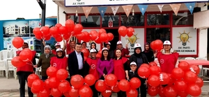 Sarıgöl AK Parti 16 Nisan'a hazırlanıyor