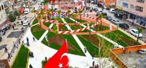Yeni meydanlar Torbalı'nın çehresini değiştirdi