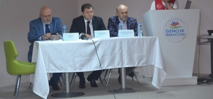 """Afyonkarahisar'da, """"Sporda Şiddet ve Saldırganlık"""" konulu panel gerçekleştirildi"""