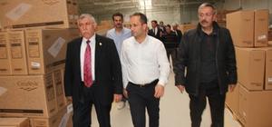 AK Parti Kayseri Milletvekili Sami Dedeoğlu İncesu'da vatandaşlarla bir araya geldi