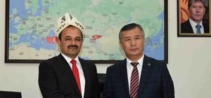 Yusuf Has Hacip Kırgız-Türkar Aştırma ve Uygulama Merkezi açıldı