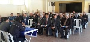Çavdarhisar'da Halk Günü toplantısı