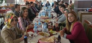 UBDDER ilçe başkanları Tatvan'da bir araya geldi