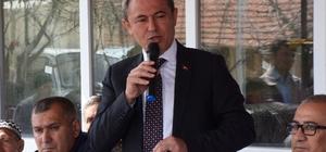 AK Partili Tin, 'eyalet' söylemlerini yalanladı
