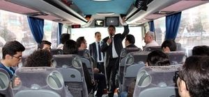 Seydişehir'de öğrenciler Çanakkale'ye gidiyor