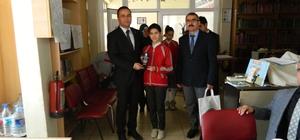 Doğanşehir'de Kütüphaneler Haftası etkinliği