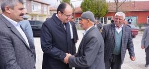 AK Parti İl Başkanı Dündar Ünlü Günyüzü'nde vatandaşlarla buluştu