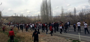 Malatya'da taraftarlar arasında kavga: 3 yaralı