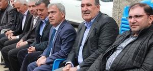 Nasıroğlu, referandum çalışmalarına devam ediyor