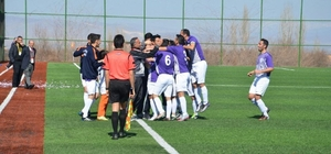 Amatörün şampiyonu Arguvan Belediyespor oldu