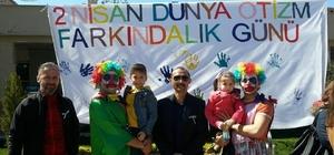 Cide'de 'Otizm Farkındalık Günü' etkinliği yapıldı
