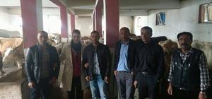 """AK Parti Damal İlçe Başkanı Derdiyok: """"İnananlar kazanır"""""""