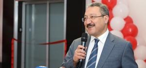 ERÜ Diş Hekimliği Fakültesi Hastanesi Ameliyathanesine Eski Dekan Prof. Dr. Alper Alkan'ın İsmi Verildi