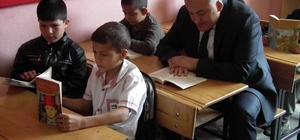 Halil İbrahim Fazlıca İlkokulu'na BENGİ ziyareti