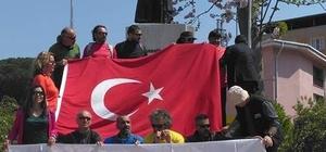 Aydın'da dağcılık eğitimi başladı