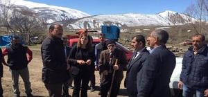 Ayanoğlu köyünde, 5 aileye ev yapılacak
