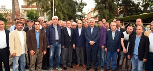 """Vali Demirtaş: """"Sorunlarınızın takipçisi olacağım"""""""