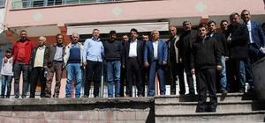 """Çaturoğlu """"Halkımız kimin kiminle iş tuttuğunu iyi biliyor"""""""