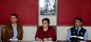 Kumluca'da tüp bayileri bilgilendirildi