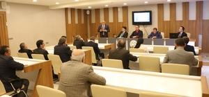 -Yahyalı Belediye Meclisi Nisan ayı toplantısını yaptı
