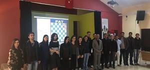 Diyarbakır'da satranç antrenörlük kursu sona erdi