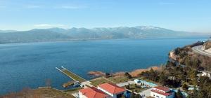 SASKİ Sapanca Gölünü 24 saat izliyor