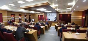 Serdivan Belediye Meclisi Nisan ayı olağan toplantısı gerçekleştirildi