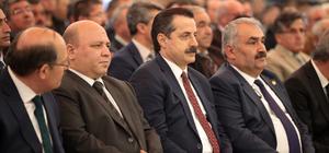 Gıda, Tarım ve Hayvancılık Bakanı Çelik, Konya'da: