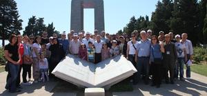 Zeytinburnu Belediyesi'nin Çanakkale ve Bilecik gezi turları başladı